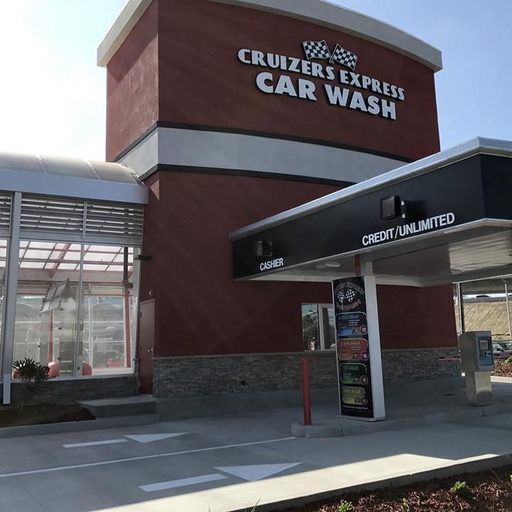 Cruzier's Carwash