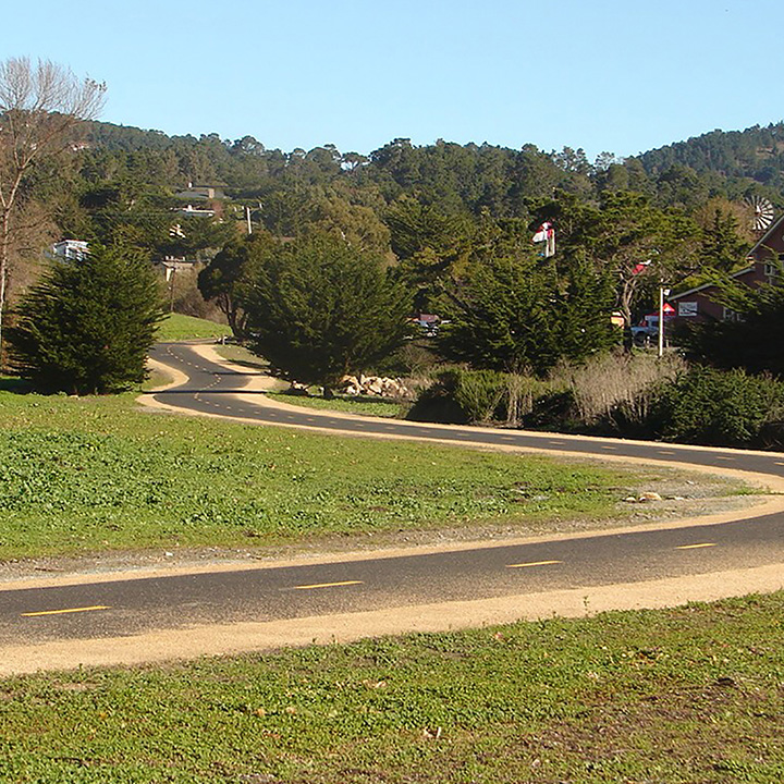 Carmel Hill & River Bike Trail