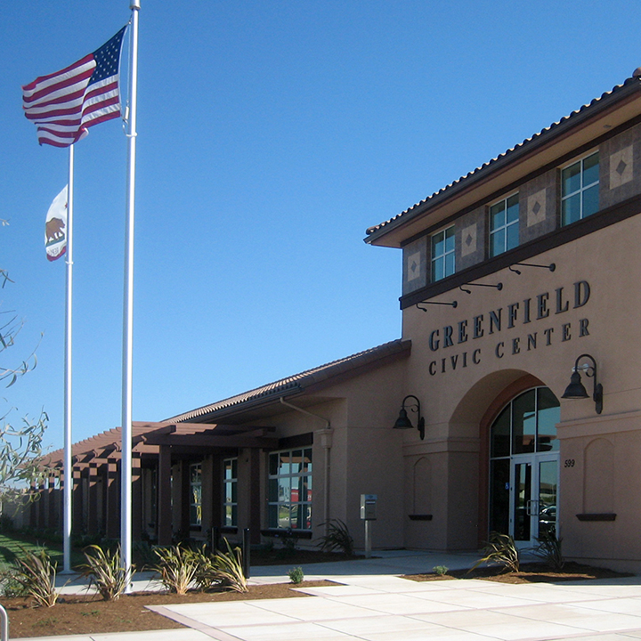 Greenfield Civic Center