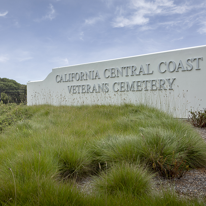Central Coast California Veterans Cemetery